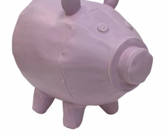 Kiki van Eijk, Soft Piggy Bank - Pink