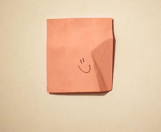Jessi Strixner, Post its - Smiley