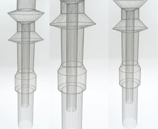 Bregje Sliepenbeek, Turning Colums