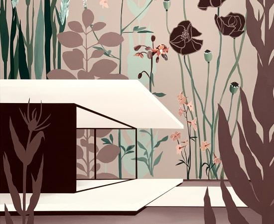 Bonnie Severien, The secret garden - Flower Garden