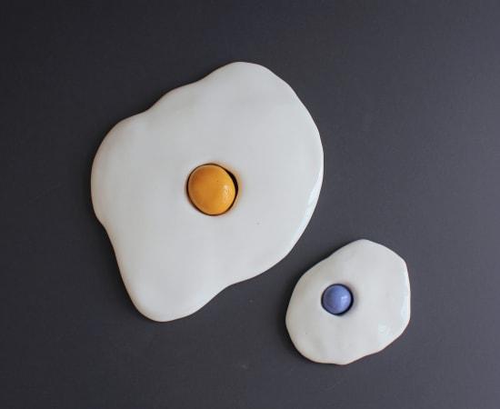 Isa van Lier, EDITION - Eggs 1