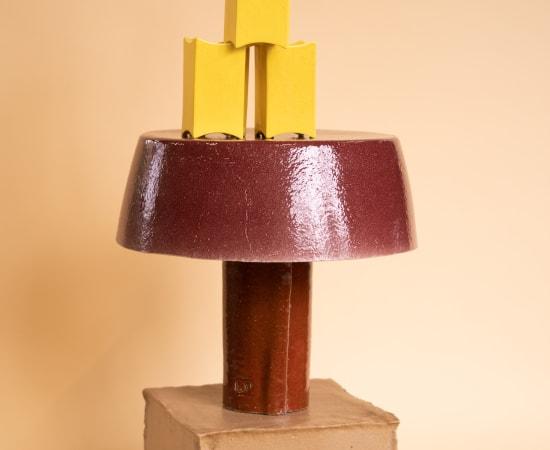 Kiki van Eijk, Ceramics - Yellow Rythem