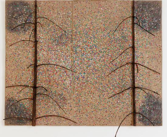 Ričardas Nemeikšis, Happy Past Holidays (Postcard) II, 2017