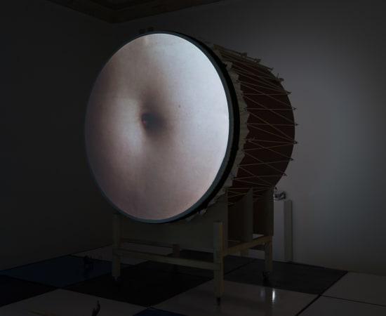 Jurga Barilaitė, Švilpaujanti bamba / A Whistling Bellybutton, 2017