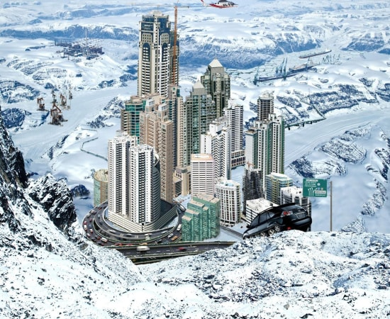 Ray Bartkus, Arctic Boom Town (The Wall Street Journal 2011), 2011