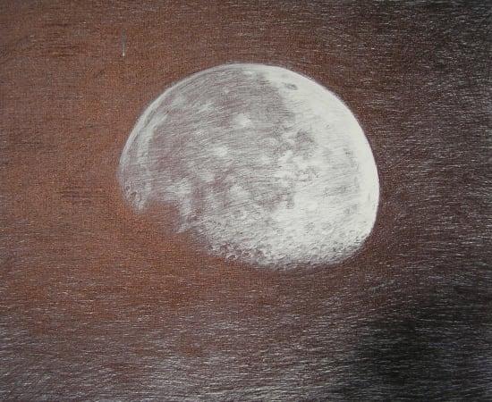 Jurga Barilaitė, Mėnulis / The Moon, 2011