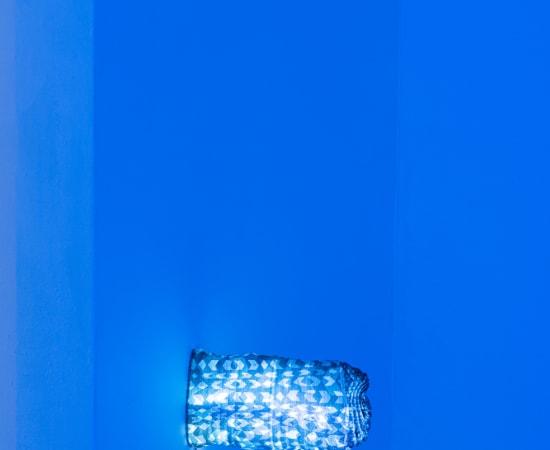 Laurynas Skeisgiela, Liump! (a series of slowly flashing objects), 2021