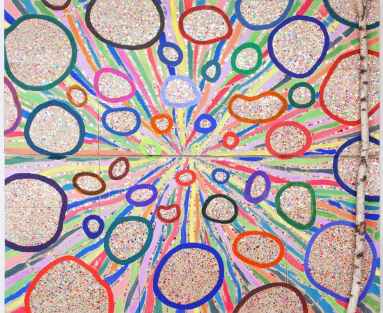 Ričardas Nemeikšis, Landscape, There Will Be Mushrooms, 2012