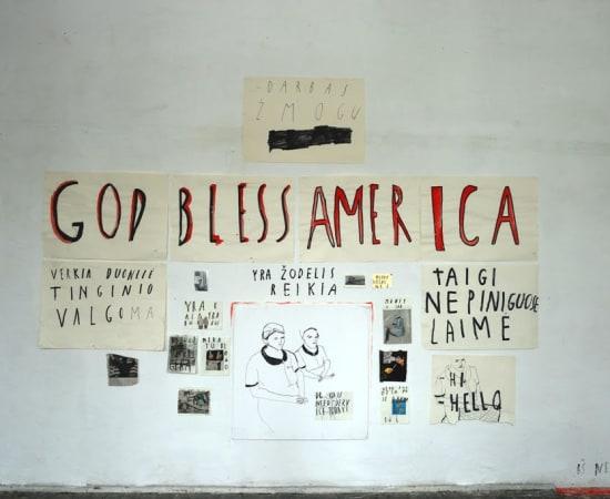 Ieva Rojūtė, GOD BLESS AMERICA, 2012