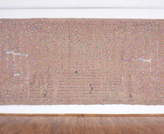 Ričardas Nemeikšis, Game (Homeland Landscape), 2014