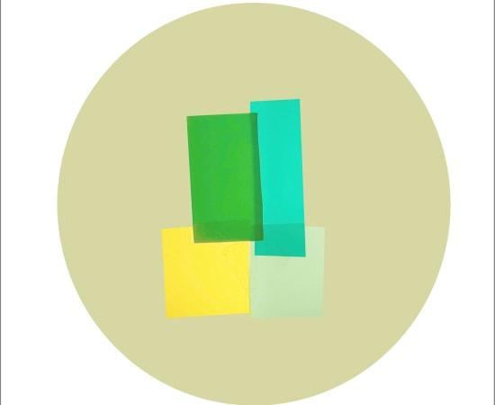 Anne Katrine Senstad, Soft Geometry #15b, 2015