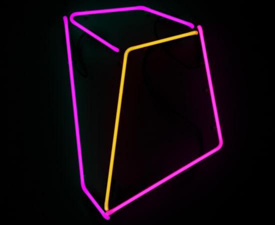 Anne Katrine Senstad, Soft Geometry Neon #13, 2015-2019