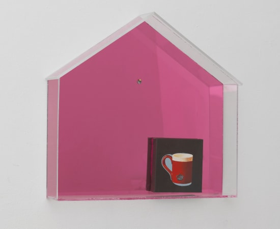 In Kyoung Chun, Mirrored House, 2020