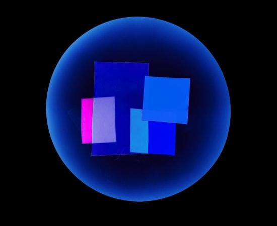 Anne Katrine Senstad, Soft Geometry #18f, 2015