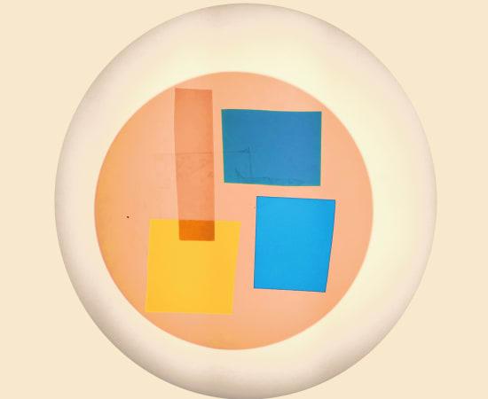 Anne Katrine Senstad, Soft Geometry #14b, 2015