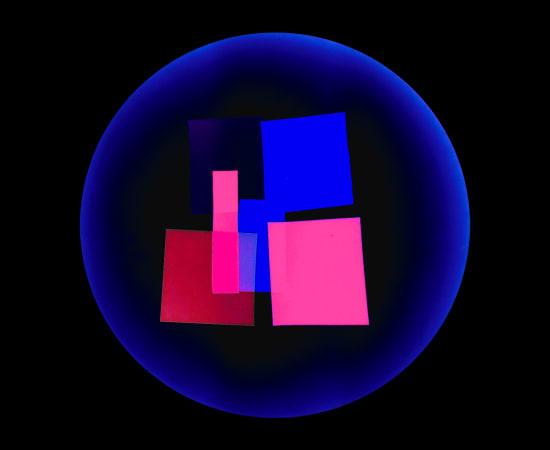 Anne Katrine Senstad, Soft Geometry #16c, 2015