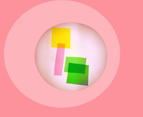 Anne Katrine Senstad, Soft Geometry #13c, 2015