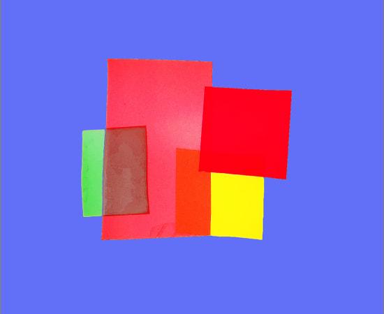 Anne Katrine Senstad, Soft Geometry #06, 2015