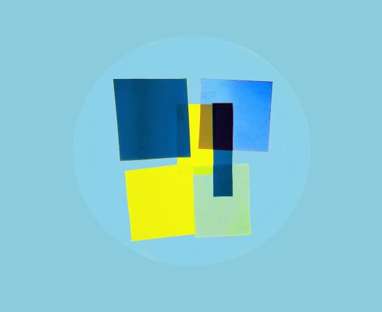 Anne Katrine Senstad, Soft Geometry #16b, 2015