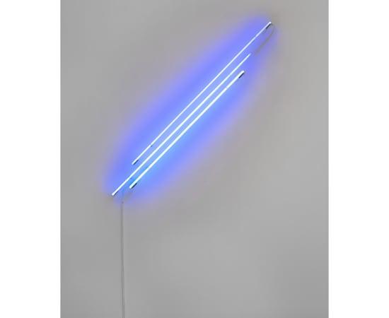 Anne Katrine Senstad, Ascension/Descension Graph # 01 (Blue), 2020