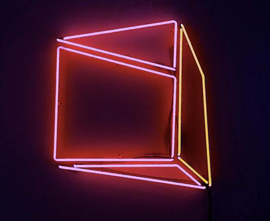 Anne Katrine Senstad, Soft Geometry Neon #02, 2015-2019