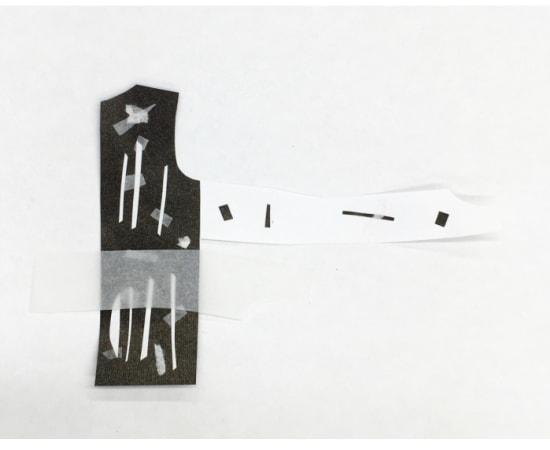 Victoria Borisova, Pattern Obsession Collage 6 (Framed), 2016