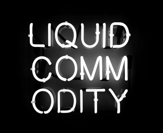 Anne Katrine Senstad, Liquid Commodity, 2015