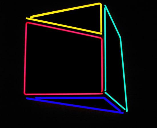 Anne Katrine Senstad, Soft Geometry Neon #01, 2015-2019