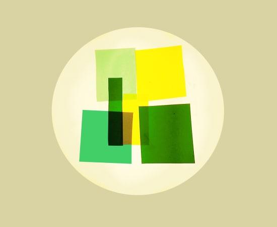 Anne Katrine Senstad, Soft Geometry #16, 2015