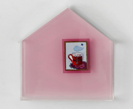 In Kyoung Chun, Pink House, 2017