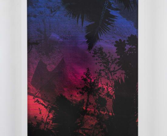 Lionel Cruet, Dusk / Daybreak 4, 2020