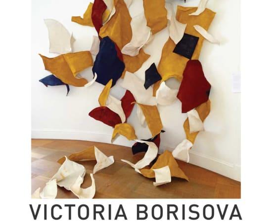 Victoria Borisova, Yi Gallery Exhibition Poster , 2018