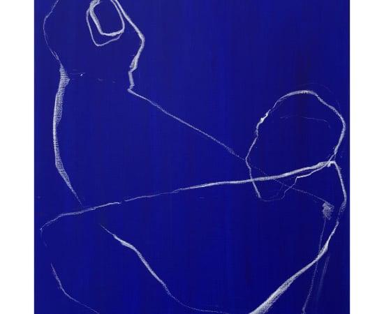Reszegh Botond, Anatomy of War (Blue), 2019