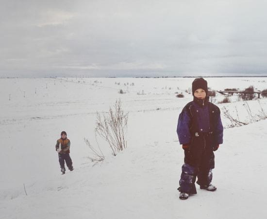 Anastasia Khoroshilova, Bezhin Lug (Bezhin Meadow), Maxim Katja, 2004