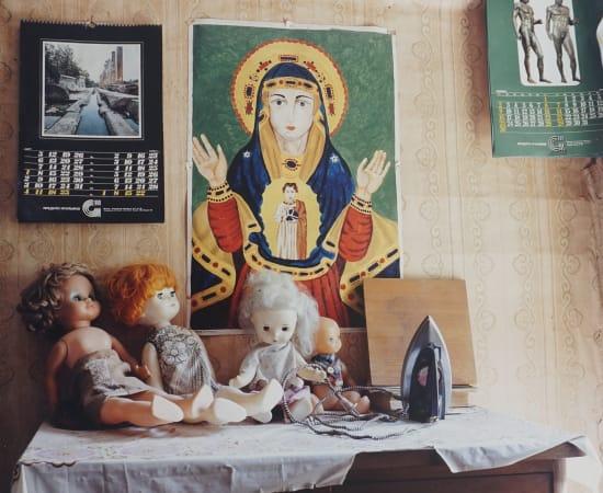 Anastasia Khoroshilova, Bezhin Lug (Bezhin Meadow), Barsuki, 2004