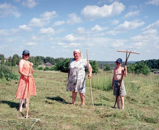 Anastasia Khoroshilova, Bezhin Lug (Bezhin Meadow), Bogordiza 3, 2004