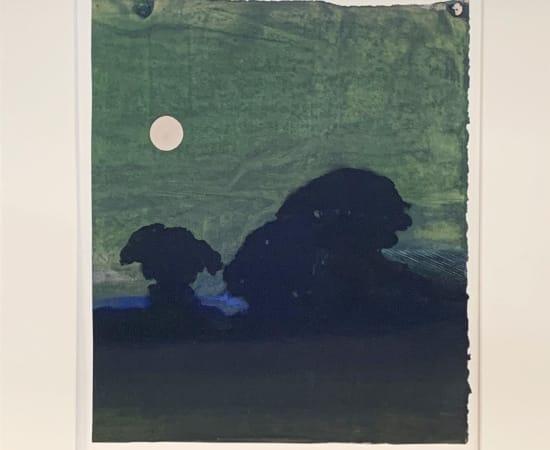 Colin Self, Postwick Oak Moonlight, 2021