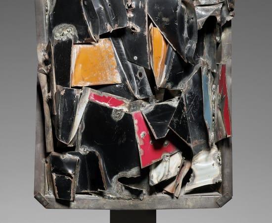 César Baldaccini, dit César, Tiroir les jumeaux, 1959-62