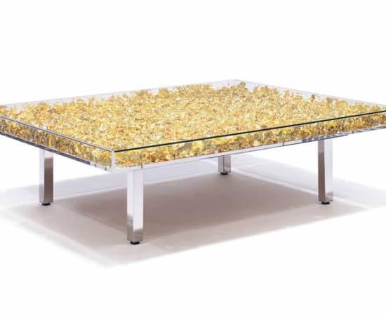 Yves Klein , Gold Table, 1963
