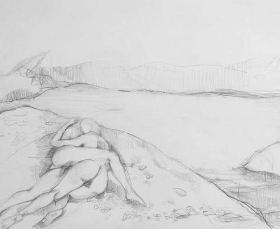 Gabriel Buttigieg, 'The Lands' series (VI), 2020