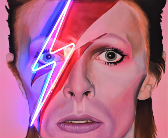 Will Mcnally, DAVID BOWIE, 2019