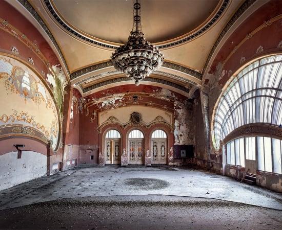 Jan Stel, Abandoned casino III