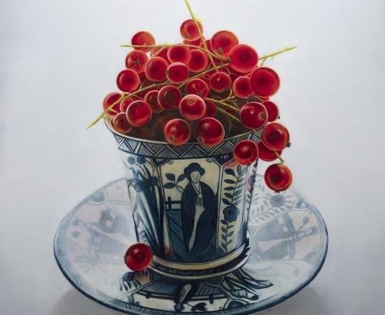 Kees Blom, Red currants, 2021