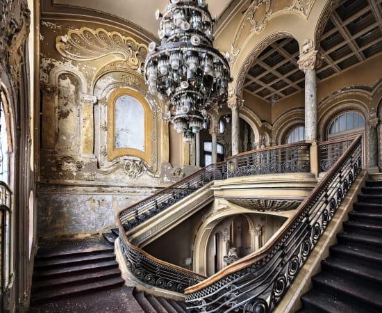 Jan Stel, Abandoned casino I