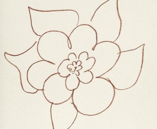 Henri Matisse, Lithographs and Vintage Posters, Untitled - Florilège des Amours de Ronsard, 1948