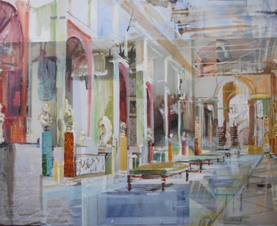 Alison Pullen, Randolph Gallery, Ashmolean Museum, 2020