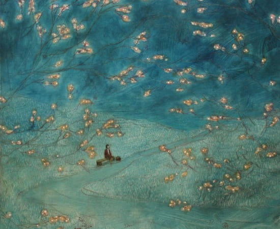 Daniel Ablitt, Waiting (Night Blossom)