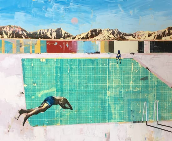 Dan Parry-Jones, Diver, 2019
