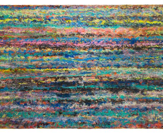 Alan Bee, Infinity, 1985