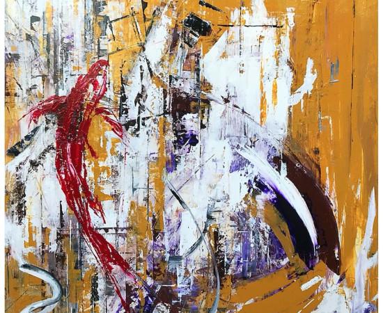 <span class=&#34;artist&#34;><strong>Daniel Hooper</strong></span>, <span class=&#34;title&#34;><em>Salvador's Salmon</em>, 2017</span>